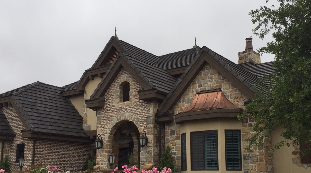 look at our installation video to see how easy they are to install - Roof Finials